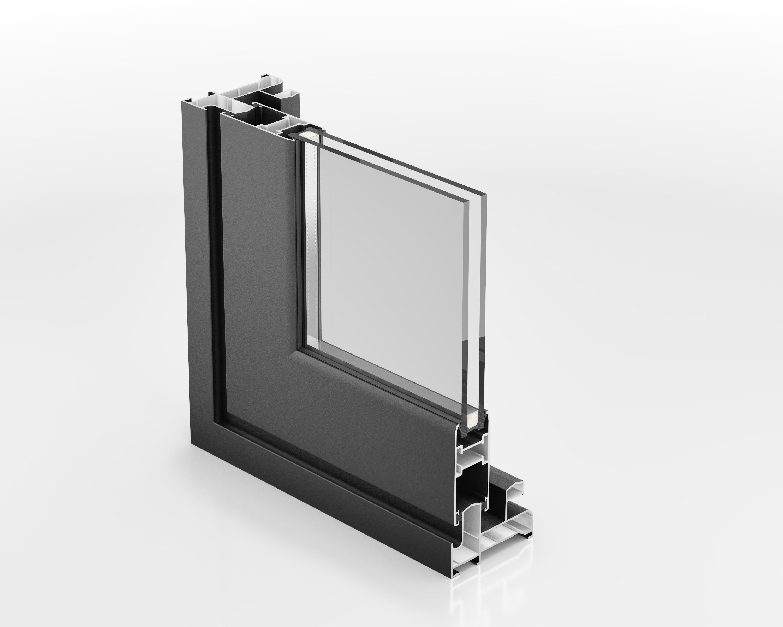 Ventanas correderas carpinter a de aluminio safi2007 for Marcos de ventanas de aluminio