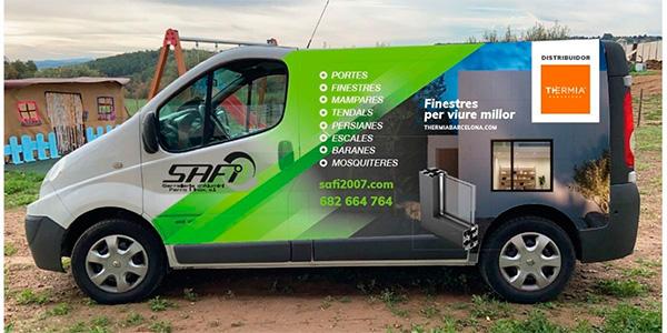 furgoneta Safi2007